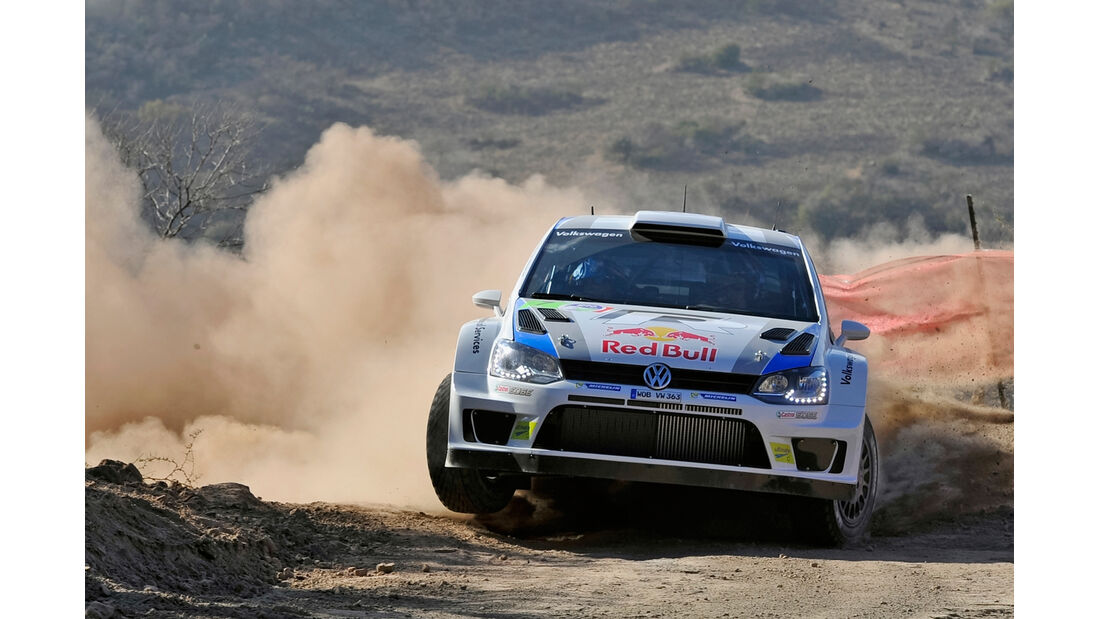 VW Rallye Mexiko 2013