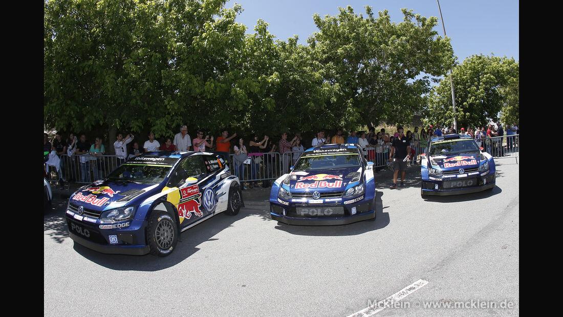 VW - Rallye Portugal 2015
