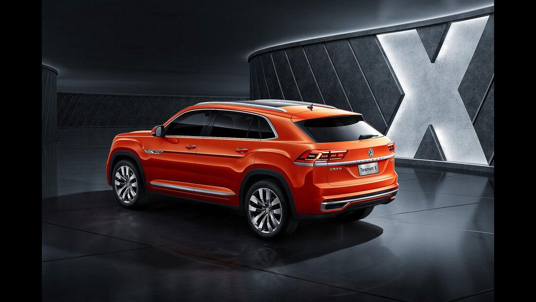 VW SUVs für China