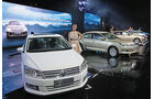 VW Santana 2012 China