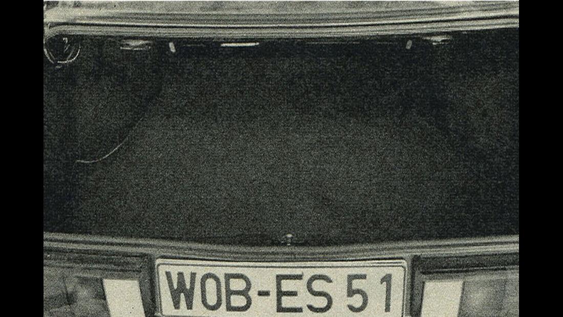 VW, Santana, IAA 1981