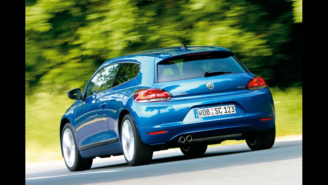 VW Scirocco