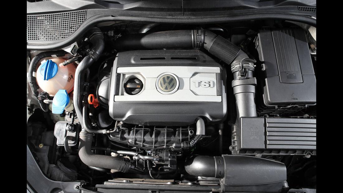 VW Scirocco 2.0 TSI, Motor