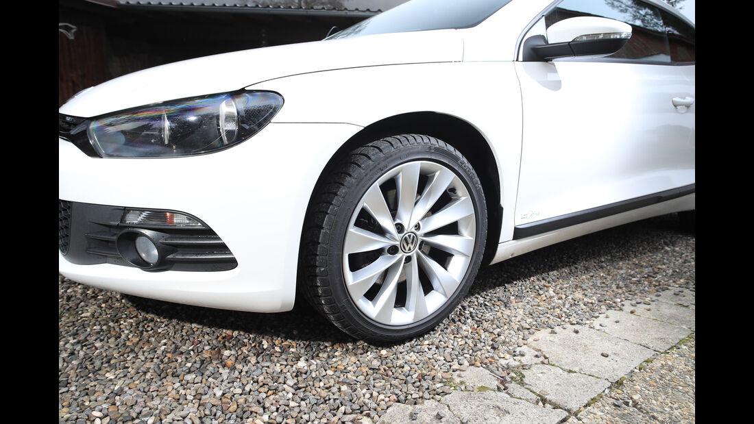 VW Scirocco 2.0 TSI, Rad, Felge