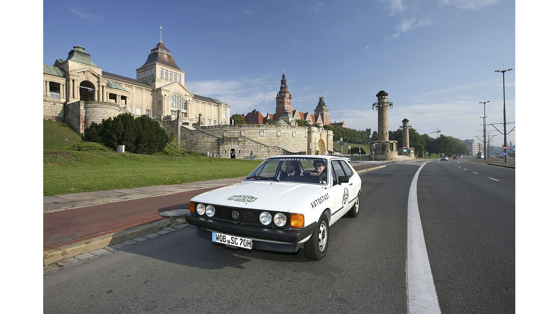 VW Scirocco GL
