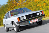 VW Scirocco GL, Frontansicht