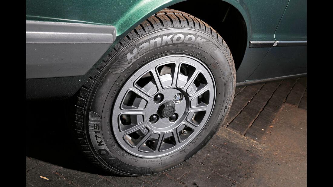 VW Scirocco GLI, Rad, Felge