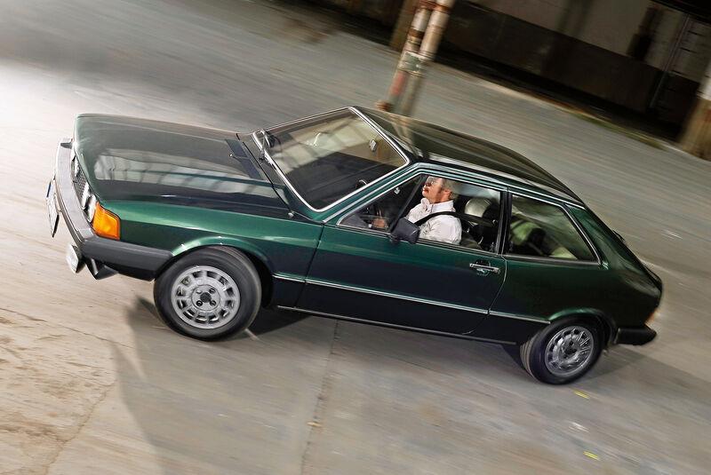 VW Scirocco GLI, Seitenansicht