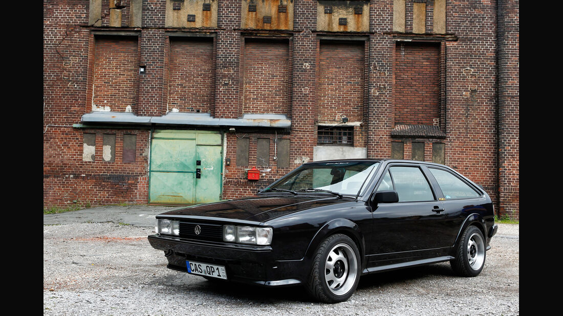 VW Scirocco GT II, Frontansicht