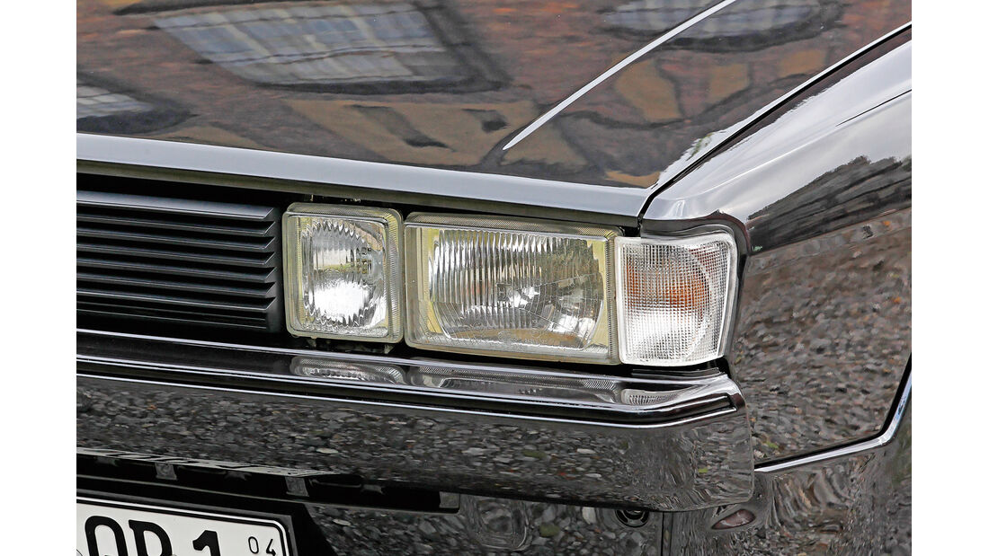 VW Scirocco GT II, Frontscheinwerfer