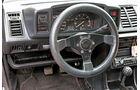 VW Scirocco GT II, Lenkrad, Rundinstrumente