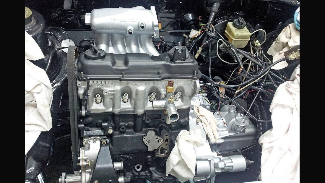 VW Scirocco GT II, Motor