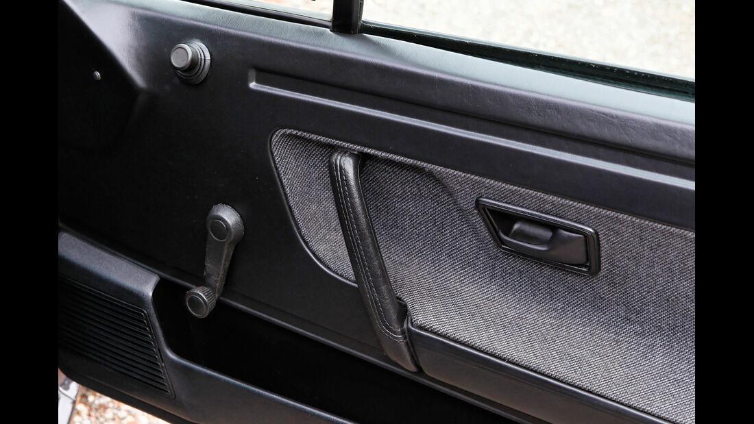 VW Scirocco GT II, Türgriff