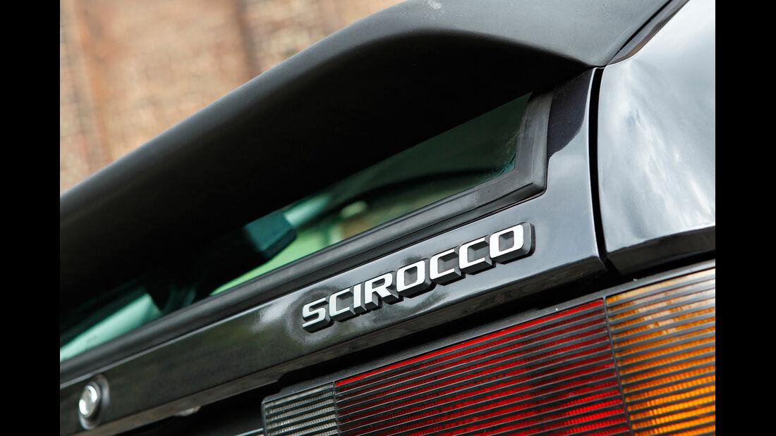VW Scirocco GT II, Typenbezeichnung