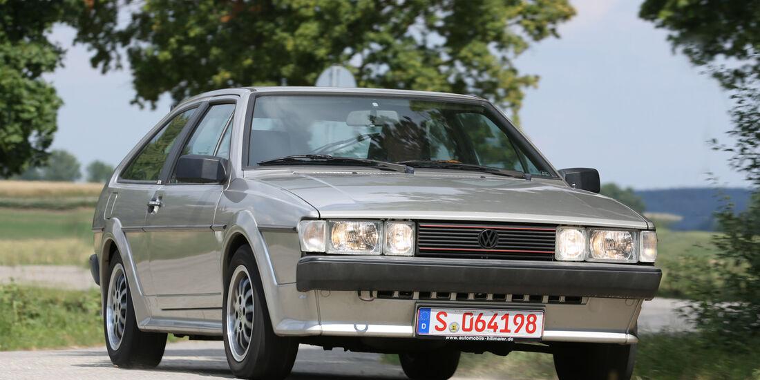 VW Scirocco GTX, Frontansicht
