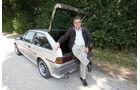 VW Scirocco GTX, Heckklappe, Alf Cremers