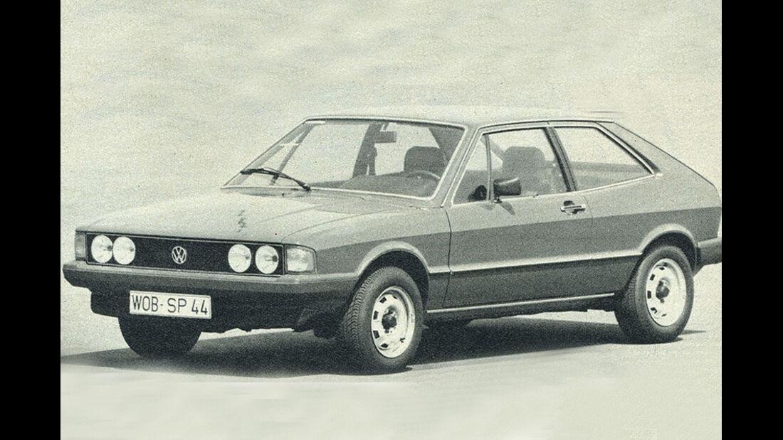 VW, Scirocco, IAA 1977