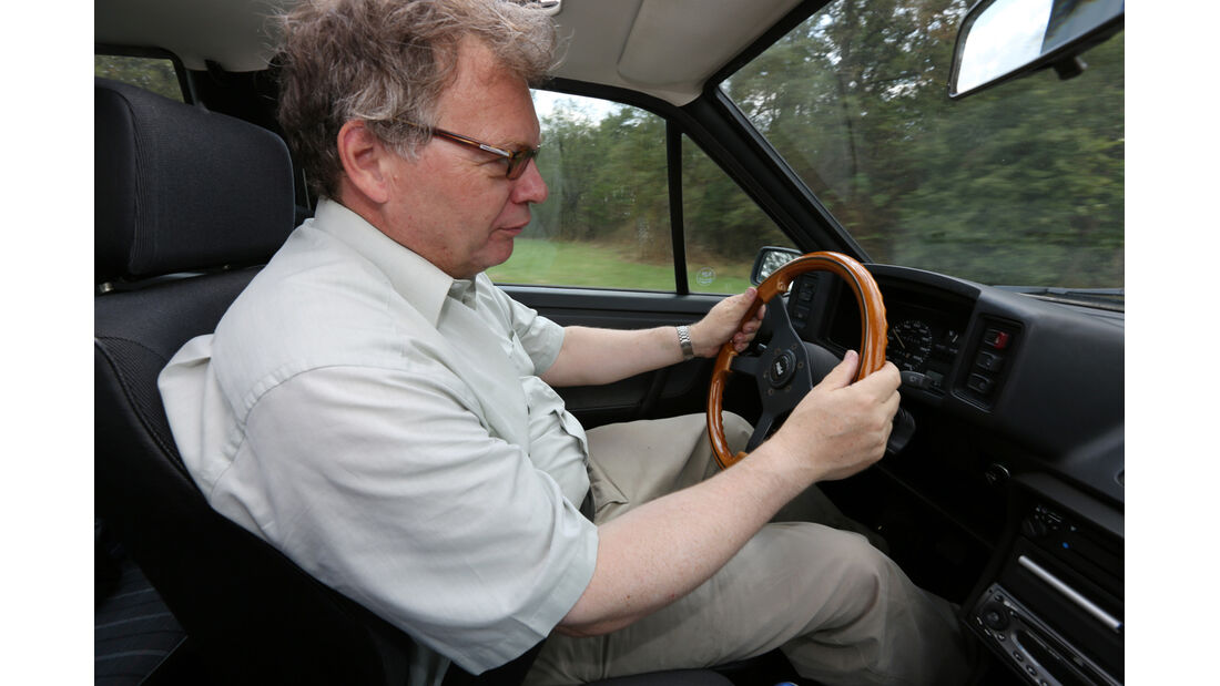 VW Scirocco II, Typ 53B, Cockpit