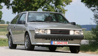 VW Scirocco II, Typ 53B, Frontansicht