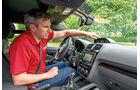 VW Scirocco R 2.0 TSI, Cockpit