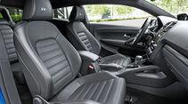 VW Scirocco R 2.0 TSI, Sitze, Interieur