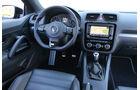 VW Scirocco R, Cockpit, Lenkrad