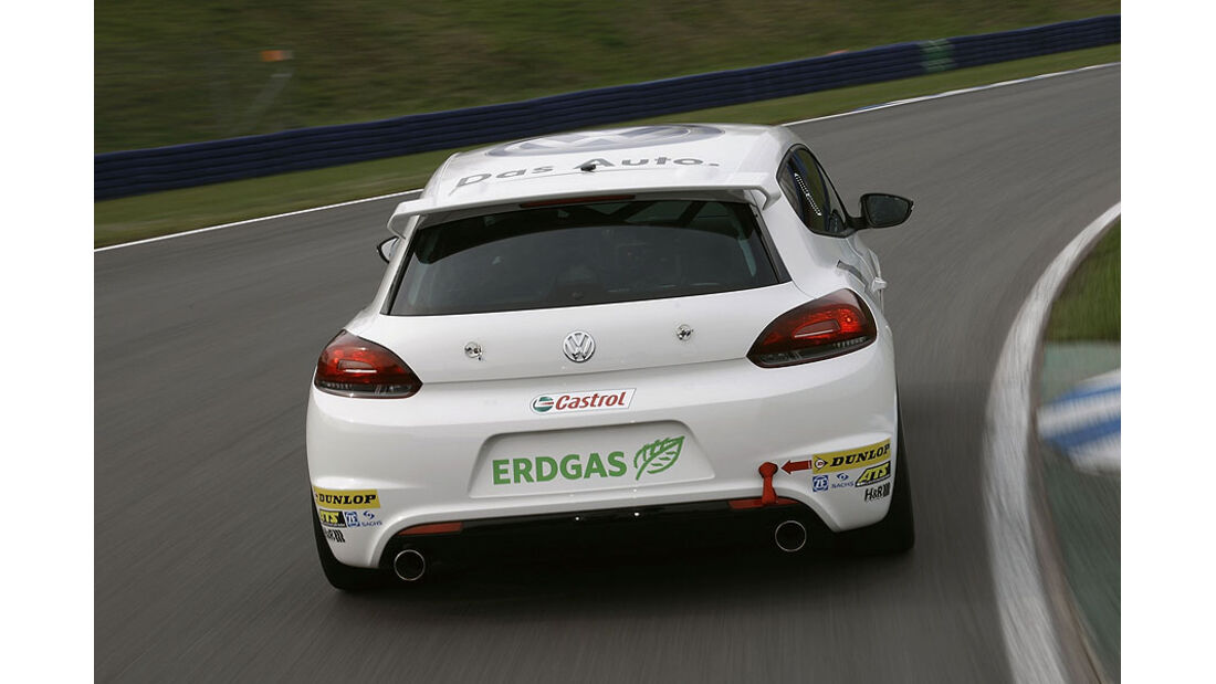 VW Scirocco R-Cup