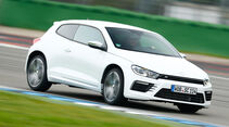 VW Scirocco R, Frontansicht