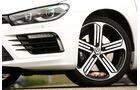 VW Scirocco R, Rad, Felge