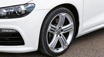 VW Scirocco R, Vorderrad, Felge