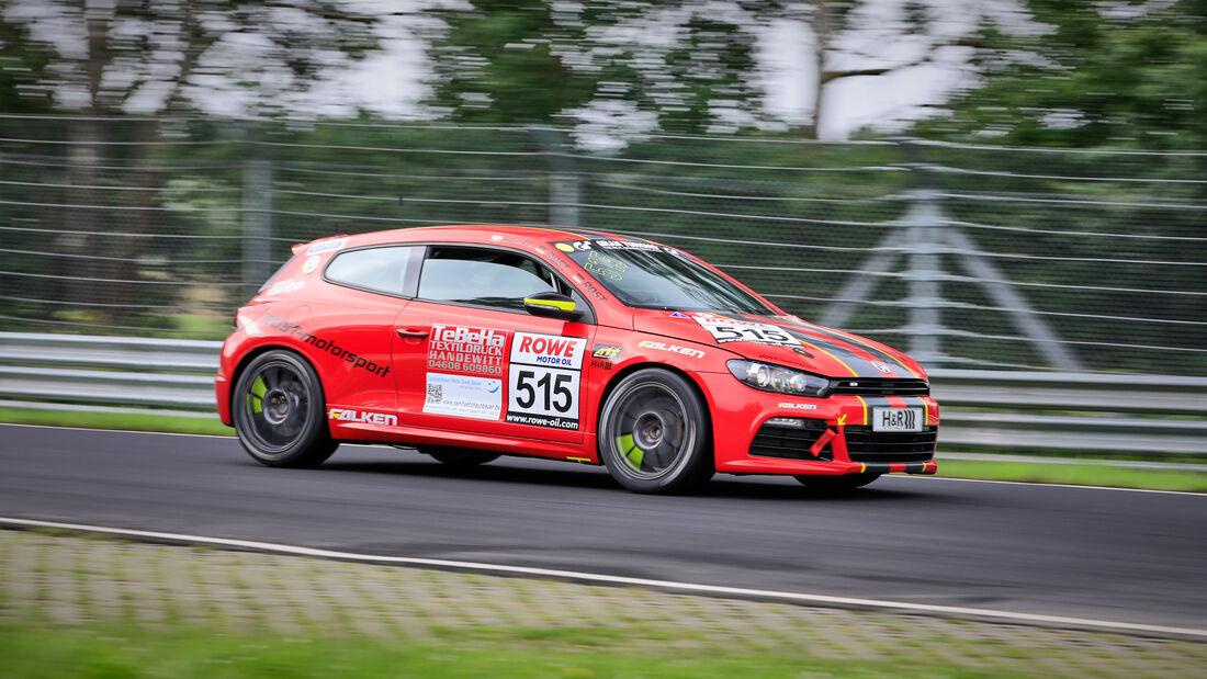 VW Scirocco RMS - Startnummer #515 - VT2 - NLS 2021 - Langstreckenmeisterschaft - Nürburgring - Nordschleife