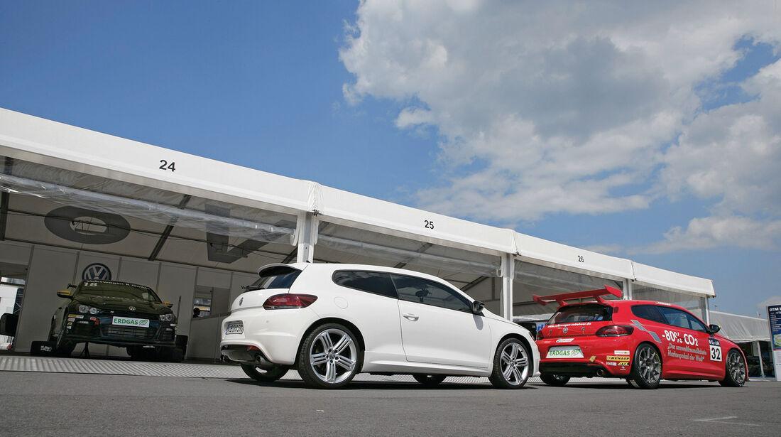 VW Scirocco, Scirocco-Cup