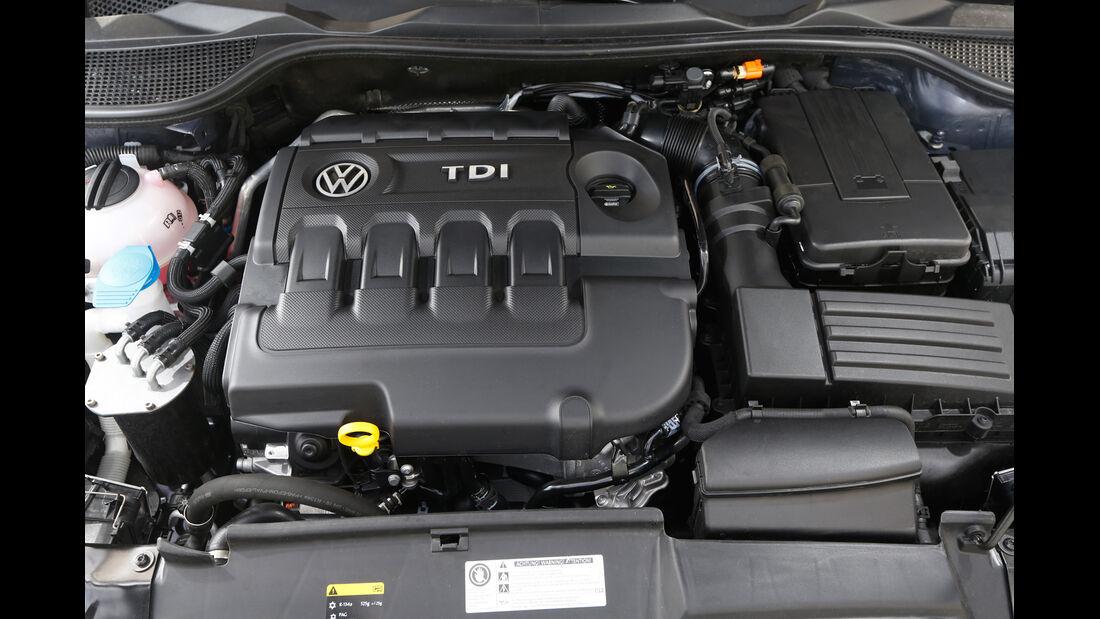 VW Scirocco TDI, Motor