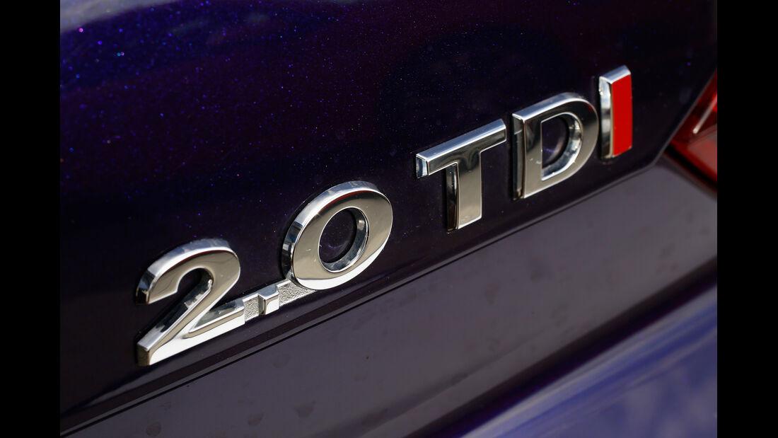 VW Scirocco TDI, Typenbezeichnung