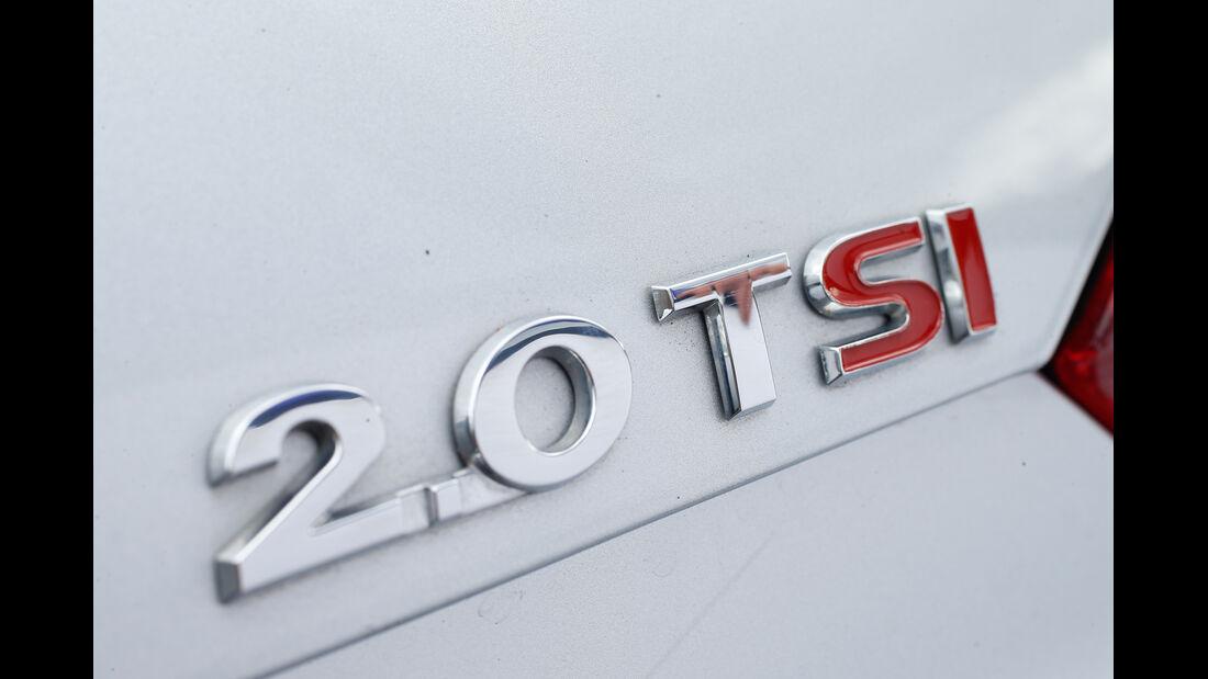 VW Scirocco TSI, Typenbezeichnung
