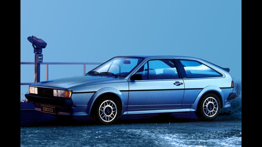 VW Scirocco Tropic 1986