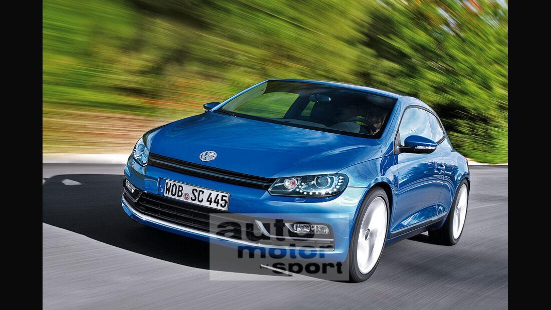 VW Scirocco Zukunft