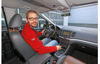 VW Sharan 2.0 TDI, Sebastian Renz