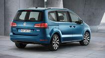VW Sharan, Facelift 2015