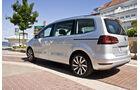 VW Sharan Facelift 2015
