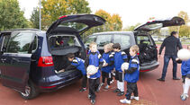 VW Sharan, Ford Galaxy, Kofferraum