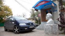 VW Sharan, Kasachstan Tag 12