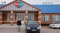 VW Sharan, Kasachstan Tag 13
