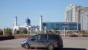 VW Sharan, Kasachstan Tag 15
