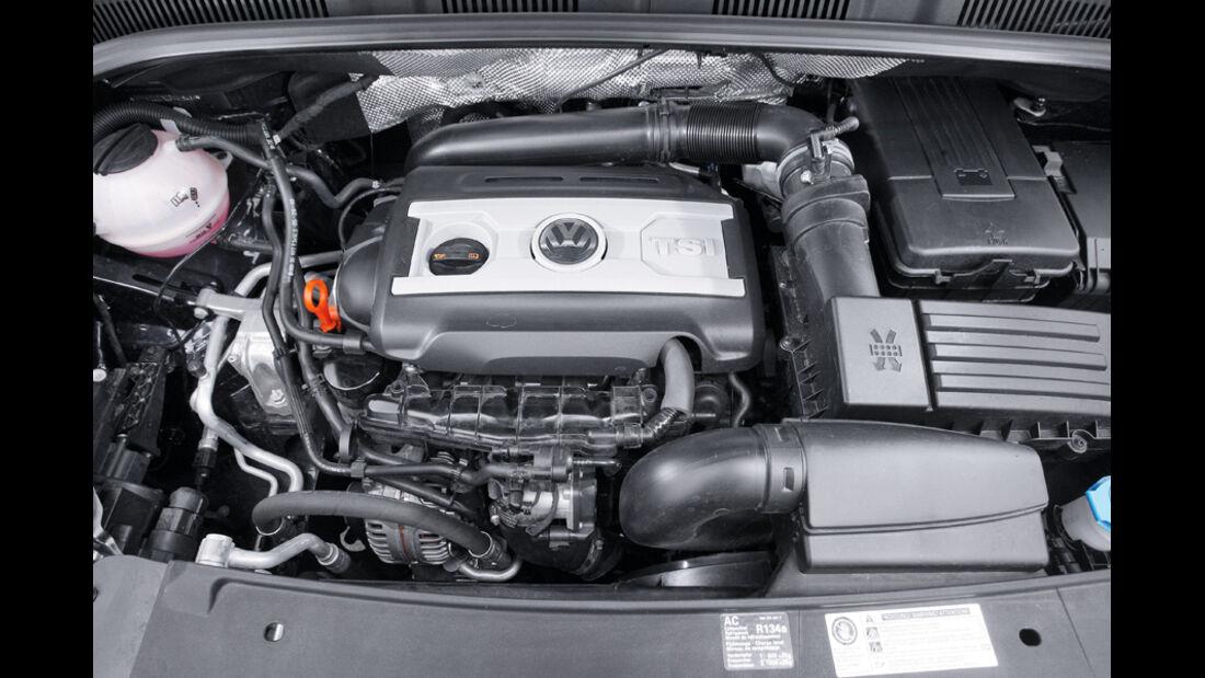 VW Sharan, Motor, 2.0 TDI, 140 PS