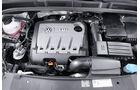 VW Sharan, Motor, 2.0 TDI, 170 PS