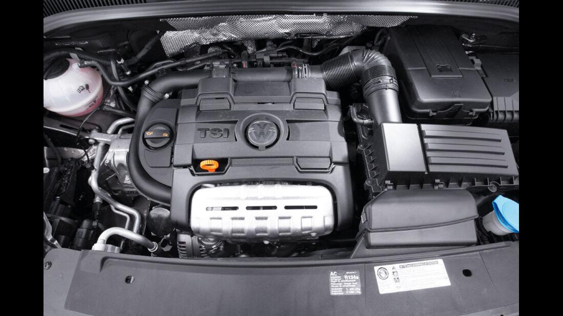 VW Sharan, Motor, TSI, 200 PS