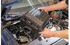 VW Sharan, Motor
