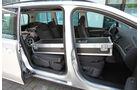 VW Sharan, Schiebetür