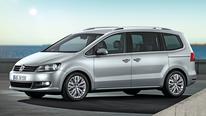 VW Sharan, Seitenansicht
